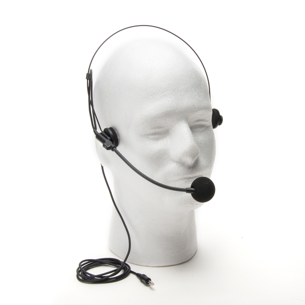 Azden HS-11 Uni-Directional Headset Microphone 3.5mm