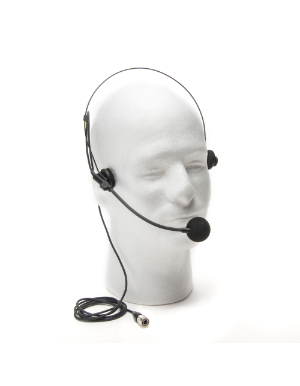 Azden HS-11H Uni-Directional Headset Microphone Hirose