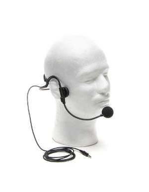 Azden HS-12 Uni-Directional Behind-The-Head Set Microphone 3.5mm
