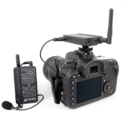 Azden PRO-XD Digital Wireless Microphone System 2.4 GHz Tx-Rx Kit