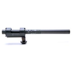 Azden SGM-1000 Professional Shotgun Microphone XLR Output Dual Power