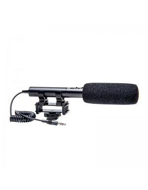 Azden SGM-990 Zoom Shotgun Microphone for DSLR Cameras