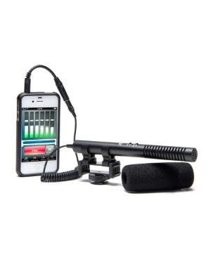Azden SGM-990+i Zoom Shotgun Microphone for Cameras & Mobile Devices