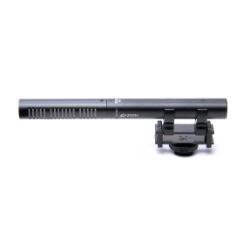 Azden SGM-PII Professional Shotgun Microphone XLR Output Phantom Power