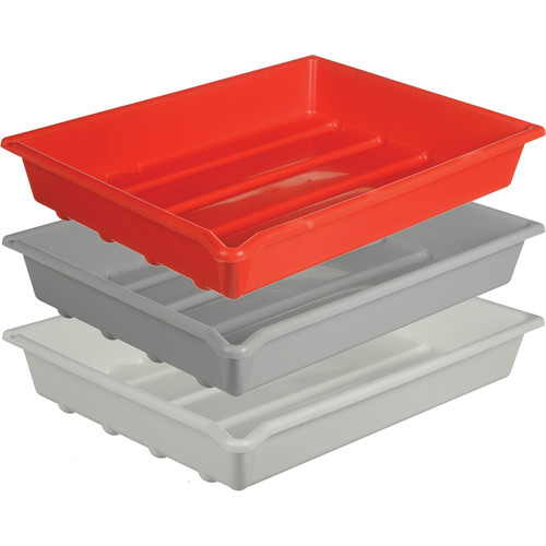 Paterson 3 x Developing Trays for 12