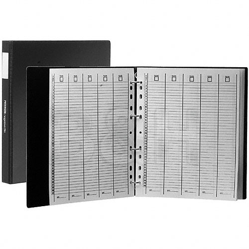 Paterson 25 x 120/220 Negative Filing System