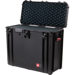 HPRC 4800W - Wheeled Hard Case with Cubed Foam (Black)
