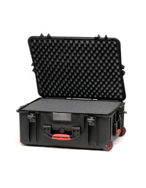 HPRC 2700W - Wheeled Hard Case with Cubed Foam (Black)