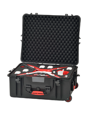 HPRC 2700W - Wheeled Hard Case for DJI Phantom 4