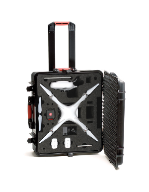 HPRC 2700W - Wheeled Hard Case for DJI Phantom 2