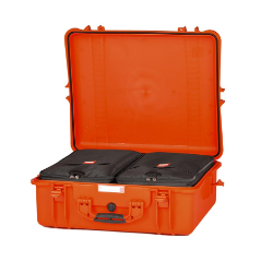 HPRC 2700 - Hard Case with Bag (Orange)