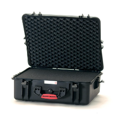 HPRC 2700 - Hard Case with Cubed Foam (Black)