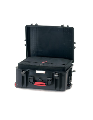 HPRC 2600W - Wheeled Hard Case with Bag (Black)