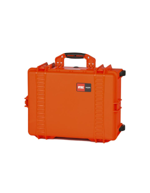 HPRC 2600W - Wheeled Hard Case Empty (Orange)