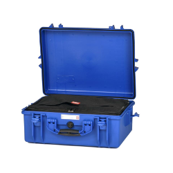 HPRC 2600 - Hard Case with Bag (Blue)