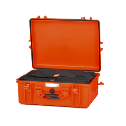 HPRC 2600 - Hard Case with Bag (Orange)
