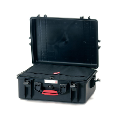 HPRC 2600 - Hard Case with Bag (Black)
