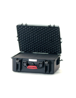 HPRC 2600 - Hard Case with Cubed Foam (Black)