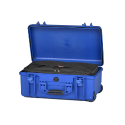 HPRC 2550W - Wheeled Hard Case with Bag (Blue)
