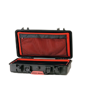 HPRC 2530 - Hard Case with Soft Deck (Black)