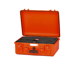HPRC 2500 - Hard Case with Bag (Orange)