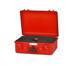 HPRC 2500 - Hard Case with Bag (Red)