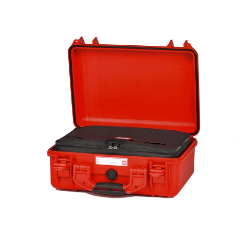 HPRC 2400 - Hard Case with Bag (Red)