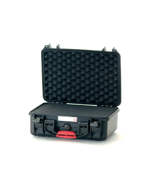 HPRC 2400 - Hard Case with Cubed Foam (Black)