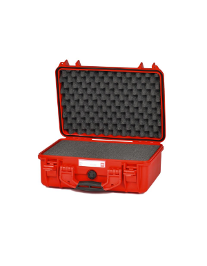 HPRC 2400 - Hard Case with Cubed Foam (Red)**