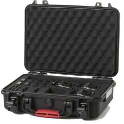 HPRC 2350 - Hard Case for GoPro + Accessories