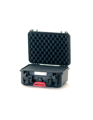 HPRC 2300 - Hard Case with Cubed Foam (Black)
