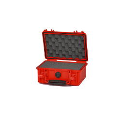 HPRC 2100 - Hard Case with Cubed Foam (Red)