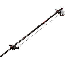 Joby Action Jib Kit & Pole Pack Black/Red 500161