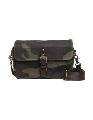 ONA Bowery Camera Bag - Camouflage