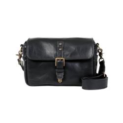 ONA Bowery Camera Bag - Leather Black