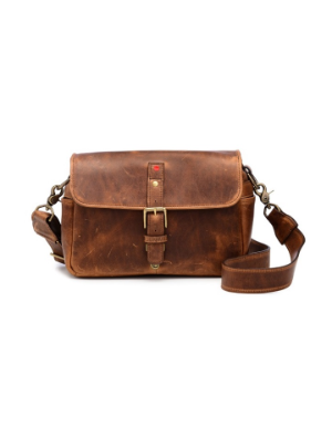 ONA Bowery Camera Bag - Antique Cognac (Leica Edition)