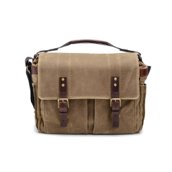 ONA Astoria Messenger Bag - Field Tan
