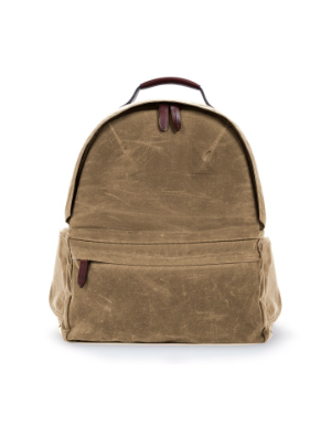ONA Bolton Street Backpack - Field Tan