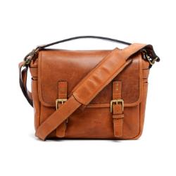 ONA Berlin II Messenger Bag - Vintage Bourbon