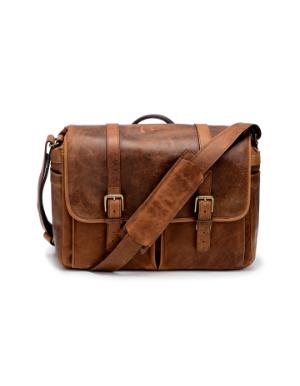 ONA Brixton Messenger Bag - Antique Cognac