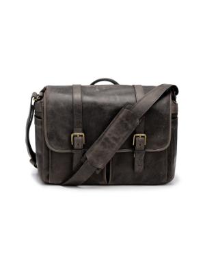 ONA Brixton Messenger Bag - Dark Truffle