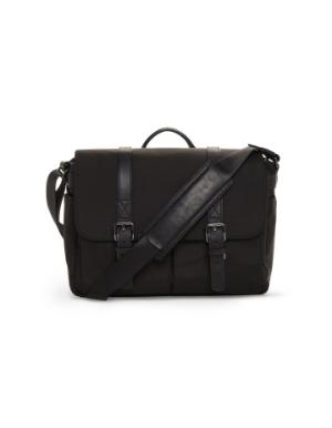 ONA Brixton Messenger Bag - Black Nylon