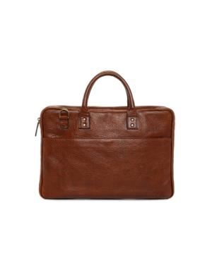 ONA Kingston Laptop Briefcase - Walnut