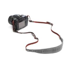 ONA Lima Camera Strap - Smoke