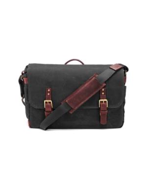 ONA Union Street Messenger Bag - Black