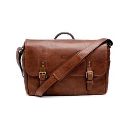 ONA Union Street Messenger Bag - Walnut
