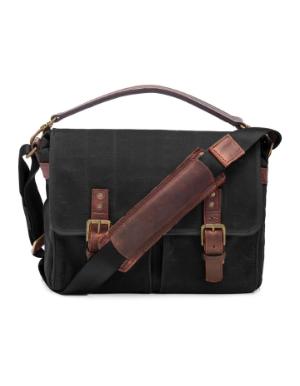 ONA Prince Street Messenger Bag - Black