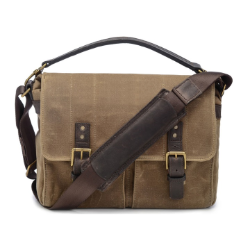 ONA Prince Street Messenger Bag - Field Tan