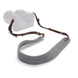 ONA Presidio Camera Strap - Smoke