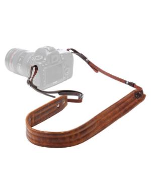 ONA Presidio Camera Strap - Antique Cognac